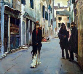 Street in Venice - 24