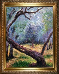 Olive Trees (Study) Pre-Framed - 20