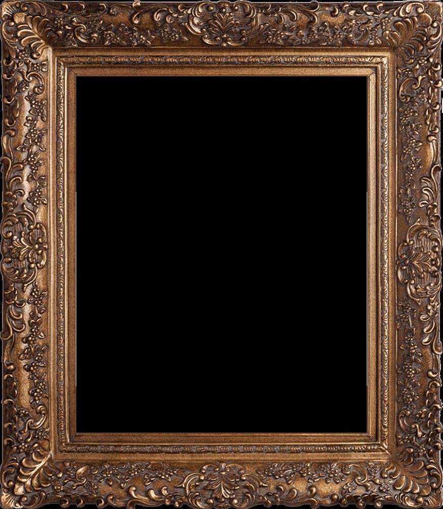 "Burgeon Gold Frame 20""X24"""