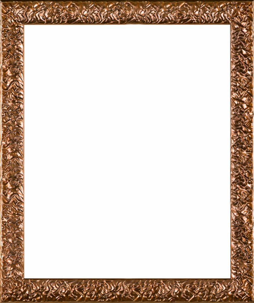 "Copper Wave Frame 20""X24"""