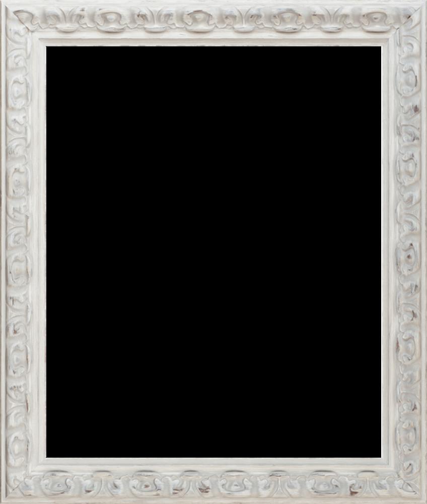"""Brimfield Cottage White Frame 20"""" X 24"""""""