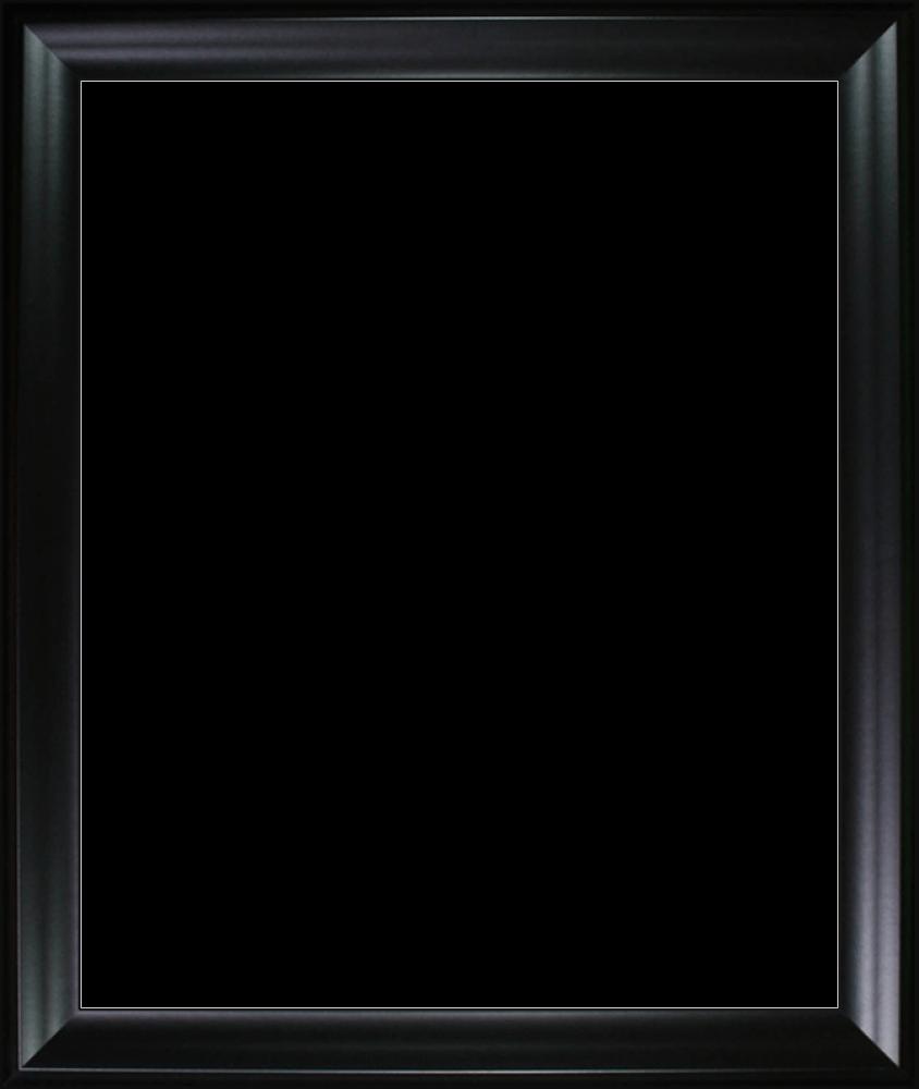 "Black Satin Frame 20""X24"""