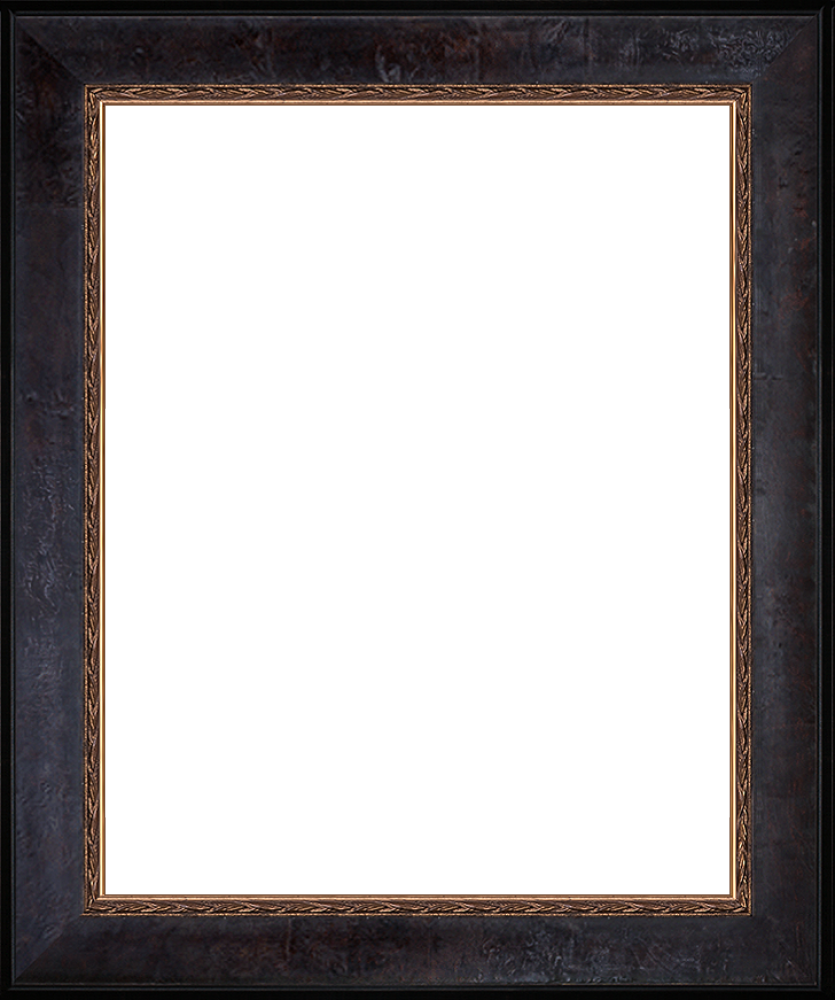 Sambrosa distressed espresso frame distressed dark wood for 16x20 frame