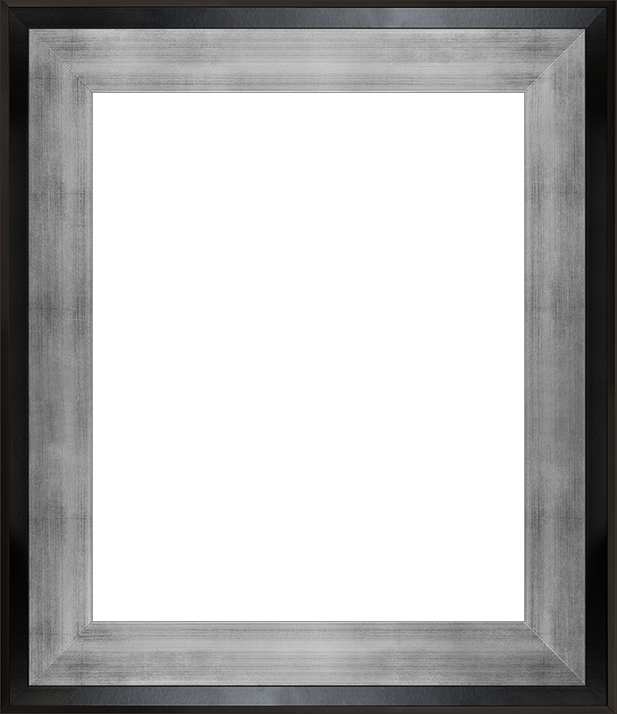 """Silver and Black King Combo 20"""" X 24"""""""