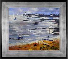 Seascape 675060 Pre-Framed