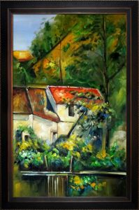 House of Piere La Croix Pre-Framed