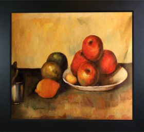 Still Life with Apples Pre-Framed