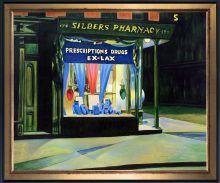 Drug Store Pre-Framed