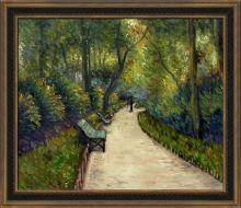 Parc Monceau Pre-Framed