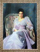 Lady Agnew of Lochnaw Pre-Framed