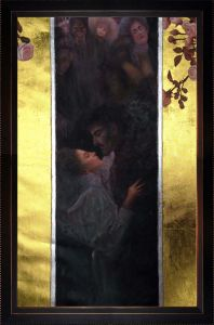 Love (Luxury Line) Pre-Framed