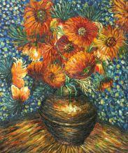 Flower Collage (artist interpretation) - 20