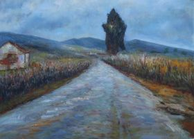 The Tuscan Road - 36