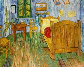 Vincent's Bedroom at Arles - 40
