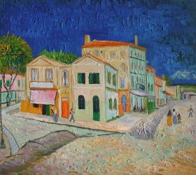Vincent's House in Arles (The Yellow House) - 24
