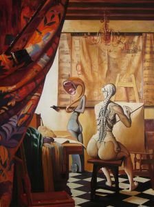 Allegory of Painting - 8