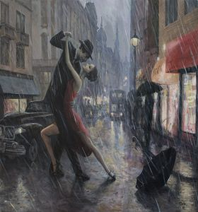 Life is a Dance in The Rain - 24