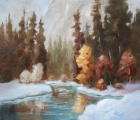 Winter Landscape - 10