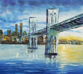 Brooklyn Bridge, Afternoon
