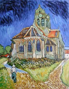The Church at Auvers - 20