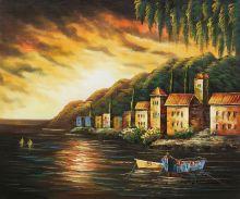 Coastline Sunrise II