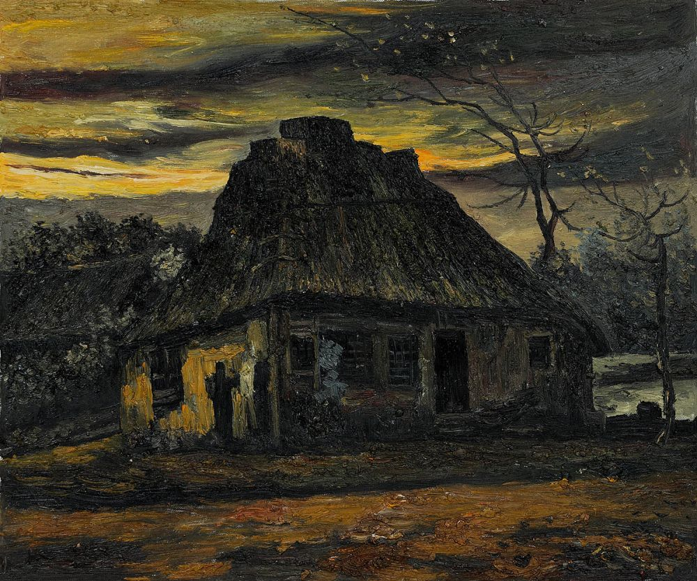 The Cottage, 1885