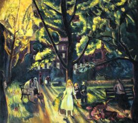 Gramercy Park, 1920 - 24