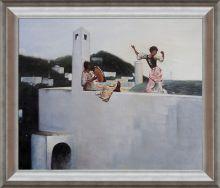 Rosina Capri Pre-Framed
