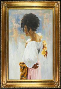 Rosina Pre-Framed