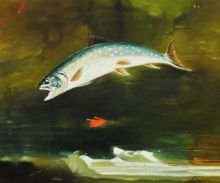 Jumping Trout - 24