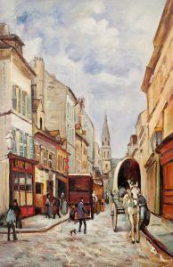 La Grand Rue, Argenteuil