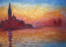 San Giorgio Maggiore by Twilight - 36