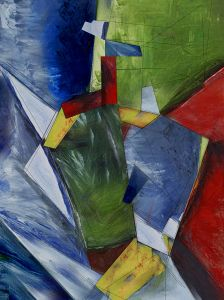 Abstract Composition 72