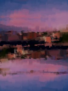Abstract Composition 78
