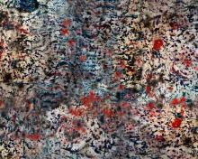 Abstract Composition 74
