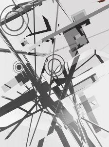 Abstract Geometric 17