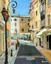 Antibes Street Scene