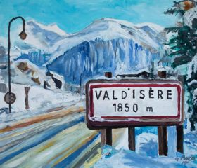Welcome To Val-d'Isere