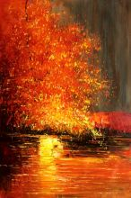 Fall Oil Paintings