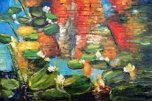 Water Lilies Reproduction