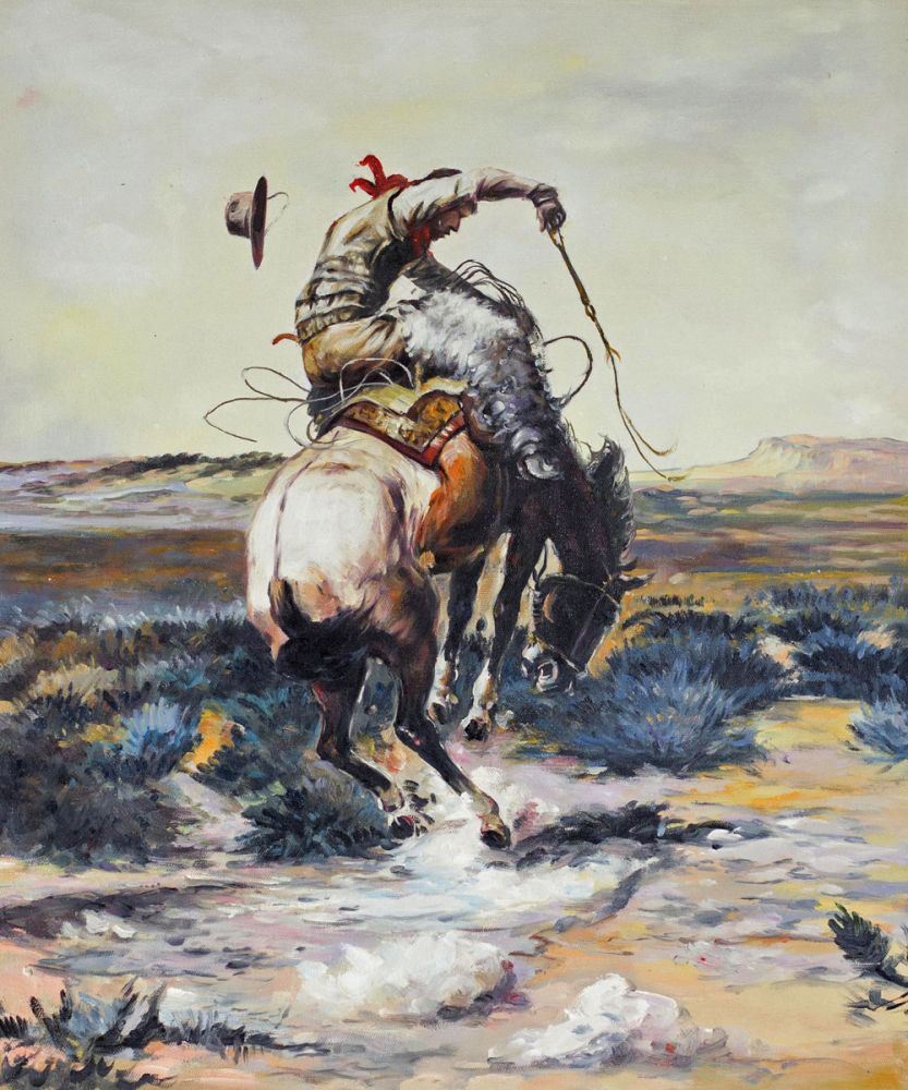 A Slick Rider