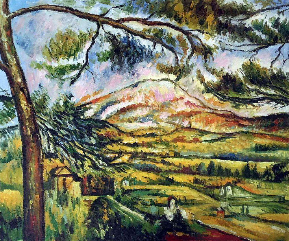 La Mont Sainte Victoire