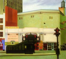 The Circle Theatre, 1936