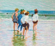 Summer Day, Brighton Beach