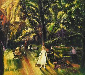 Gramercy Park, 1920