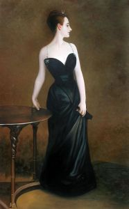 Portrait of Madame X - 24