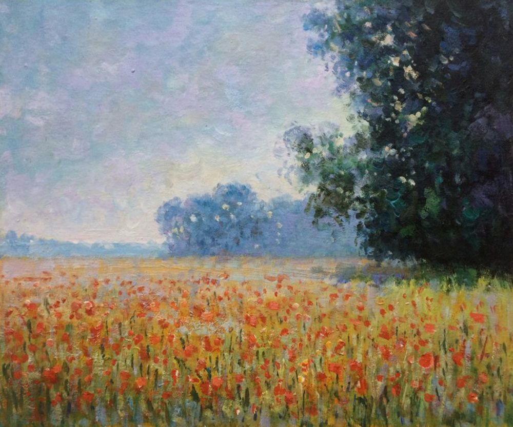 Oat Fields