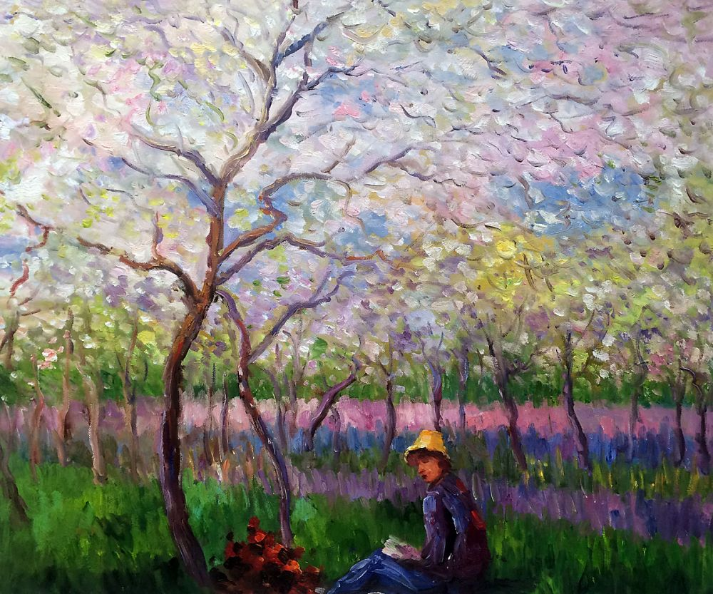 An Orchard in Spring