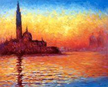San Giorgio Maggiore by Twilight