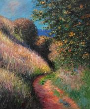 Path at Pourville - 20